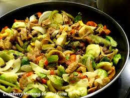 Brussels Sprouts w/onions